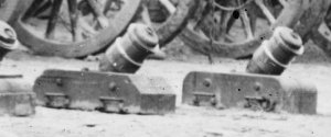 Model 1841 24-pdr Coehorn Mortar