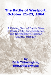 Battle of Westport Driving Tour Book Cover