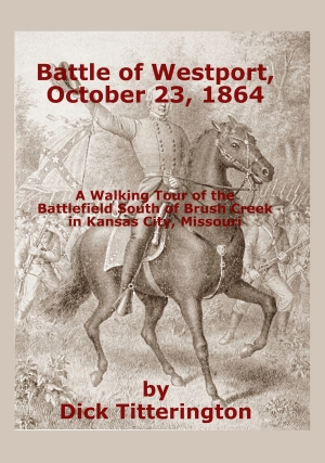 Brush Creek Walking Tour book cover image