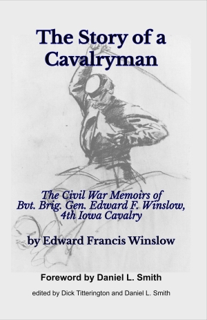 Story of a Cavalryman book cover image