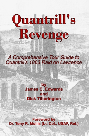 Quantrill's Revenge book cover image