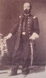 Francis Hassendeubel, Lieutenant-Colonel of Federal volunteers