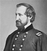 Federal Major-General William Rosecrans (Library of Congress)