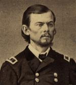 Franz Sigel as Brigadier-General of Federal volunteers