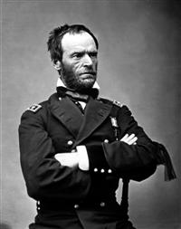 William T. Sherman, Major General, US Army