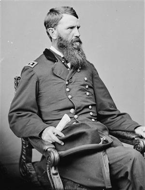 Francis P. Blair, Jr. as a Major General