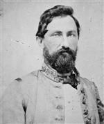 Confederate Brigadier-General William L. Cabell (Library of Congress)