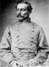 Confederate General P. T. G. Beauregard