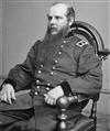 Union Major John M. Scofield taken when he was a Major-General