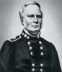 Major General Sterling Price in Command of the Missouri State Guard