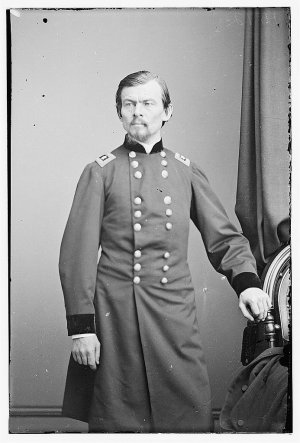 Union Colonel Franz Sigel