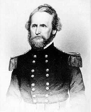 Union Brigadier General Nathaniel Lyon