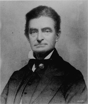 John Brown in 1856