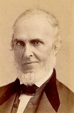 Poet John Greenleaf Whittier