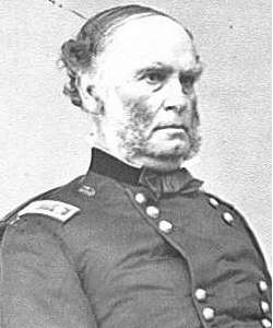 Union Major General Samuel Curtis