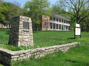 Shawnee Indian Mission North Building