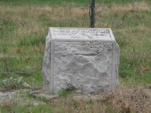 Battle of Carthage Tour Stop 4 Marker 2