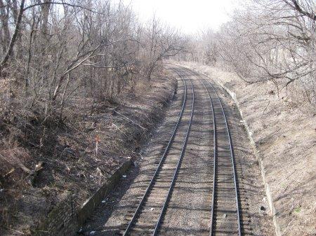 The Civil War Muse   Battle Line At Railroad Cut