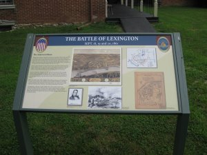 Interpretive Sign - The Anderson House