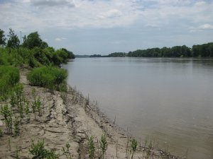 Missouri River, Lexington, Missouri
