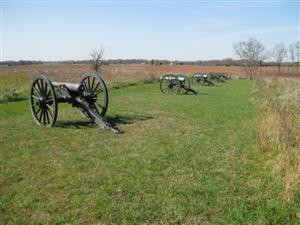 Good's Texas Battery at Foster's Farm