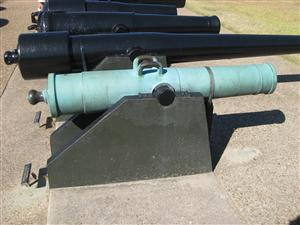 The Civil War Muse - Artillery Platform: 24-pounder Howitzer