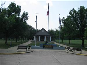 Fort Davidson State Historic Site Visitor Center