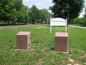 Battle of Pilot Knob Historical Markers: Arcadia Valley and Russellville Junction