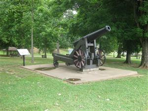 The Civil War Muse Artillery Platform 32 Pounder Siege