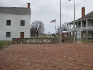 Price's Retreat Tour Stop 5 Fort Scott National Historice Site