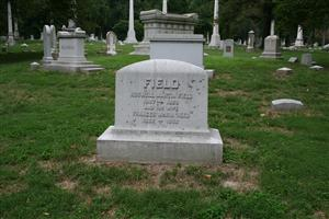 Roswell M. Field Grave