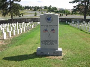Union Dead Memorial at Jefferson Barracks National Cemetery