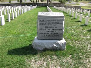 Unknown Dead Memorial at Jefferson Barracks National Cemetery