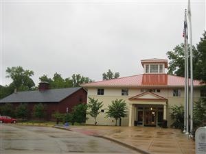 The The Ulysses S. Grant National Historic Site Visitor Center