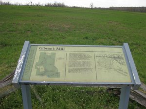 WCNB Tour Stop 1 Interpretive Sign